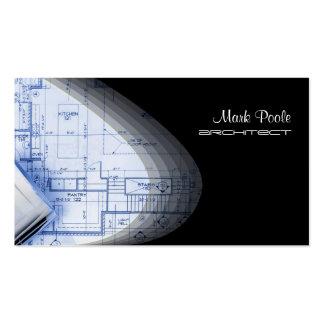 PixDezines Trendy Architect business cards