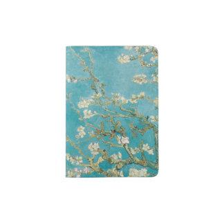PixDezines van gogh almond blossom Passport Holder