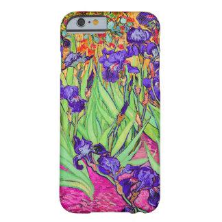 PixDezines Van Gogh iris/st. remy Coque Barely There iPhone 6