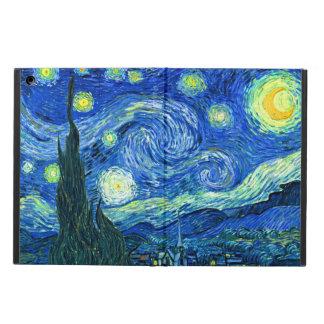 PixDezines Van Gogh Starry Night/St. Remy iPad Air Cover