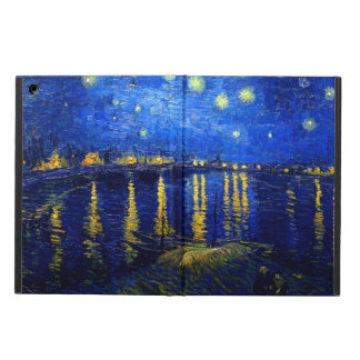PixDezines van gogh starry night sur Rhone iPad Air Case