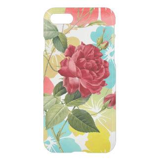 PixDezines Vintage Red Roses iPhone 7 Case
