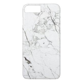 PixDezines WHITE MARBLE iPhone 8 Plus/7 Plus Case