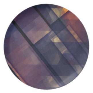 pixel art 5 plate
