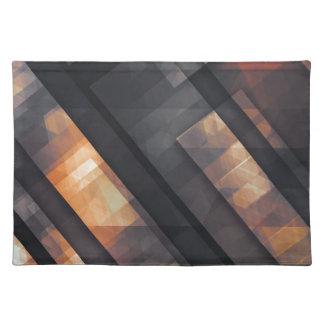 pixel art 6 placemat