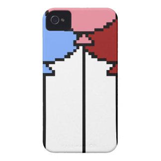 Pixel Art Balloons iPhone 4 Case