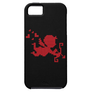 Pixel Art Cupid iPhone 5 Covers