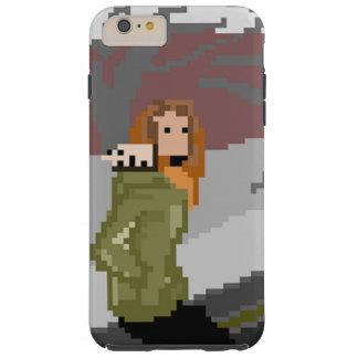 Pixel Art Fall Phone Case