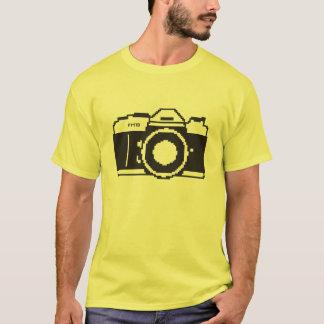 Pixel Art Film Camera T-Shirt