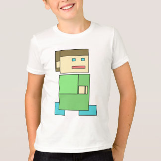 PIXEL  ART GAME BOY KID T-Shirt