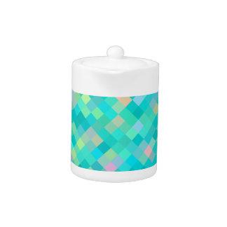 Pixel Art Multicolor Pattern