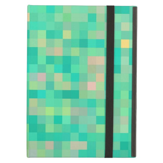 Pixel Art Pattern Cover For iPad Air