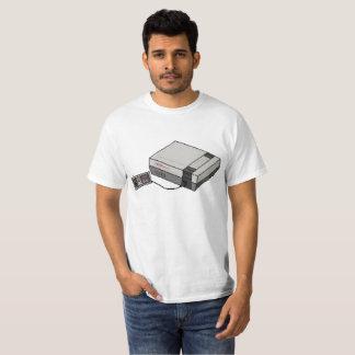 Pixel Art Retro Nintendo Entertainment System NES T-Shirt