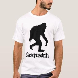 Pixel Art Sasquatch T-Shirt