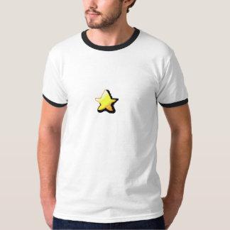 pixel art star t-shirt