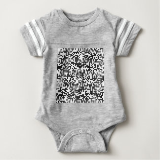 pixel baby bodysuit