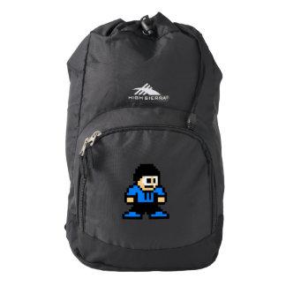 Pixel Brady Book Bag