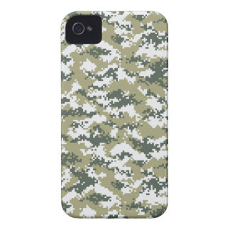 Pixel Camo iPhone 4 Cases