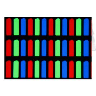 Pixel Carte De Vœux