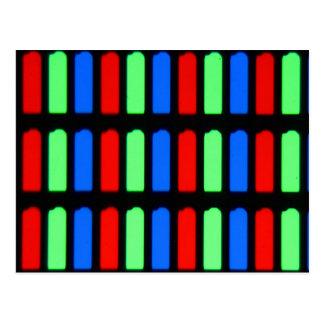 Pixel Carte Postale