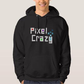 Pixel Crazy Hoodie