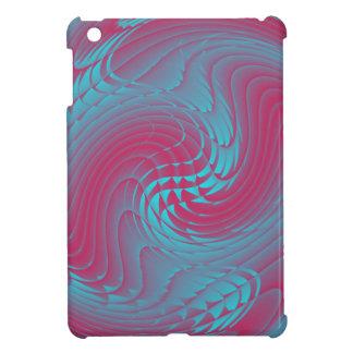 Pixel design iPad mini case