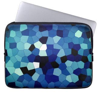 Pixel Dream - Blue Laptop Sleeve