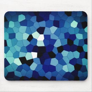 Pixel Dream - Blue Mouse Pad