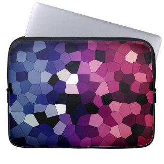 Pixel Dream - Blue/Purple Laptop Sleeve