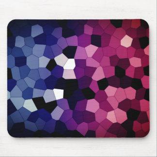 Pixel Dream - Blue/Purple Mouse Pad