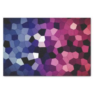 Pixel Dream - Blue/Purple Tissue Paper