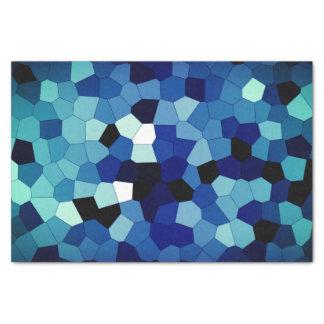 Pixel Dream - Blue Tissue Paper