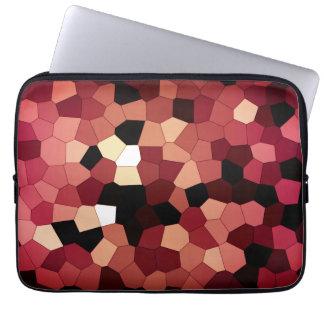 Pixel Dream - Red Laptop Sleeve