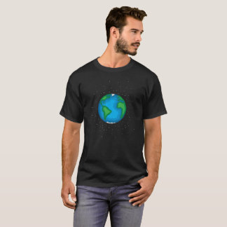 Pixel Earth T-Shirt