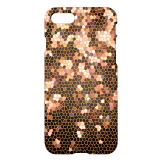 Pixel Fireburst iPhone 7 Case