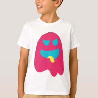 pixel ghost for kiddos T-Shirt