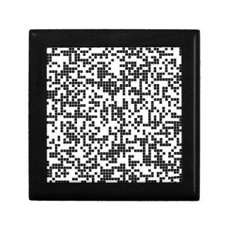 pixel gift box