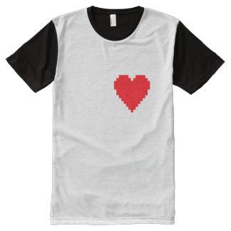 Pixel Heart T-Shirt