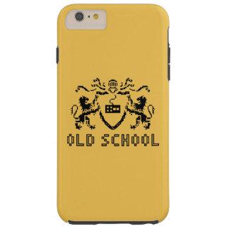 Pixel Heraldic Old School iPhone 6 Plus Case