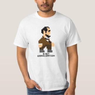 Pixel Lincoln - 8-Bit Emancipation T-Shirt