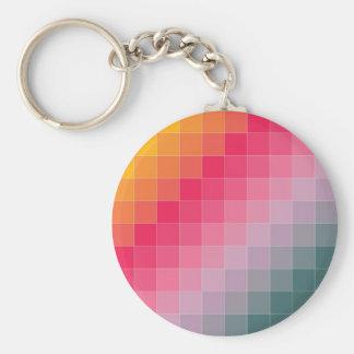 Pixel Madness Keychain