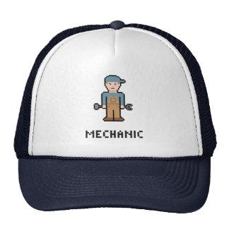 Pixel Mechanic Trucker Hat