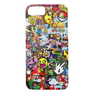 Pixel mix iPhone 7 case