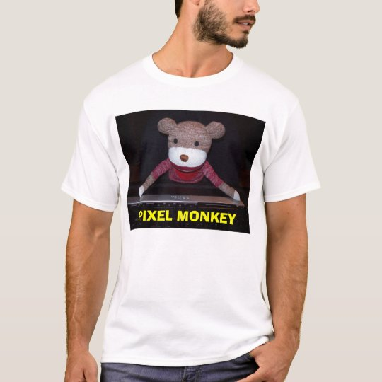 Pixel Monkey, PIXEL MONKEY T-Shirt