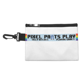 Pixel Pants Clip-On Pouch! Accessories Bags