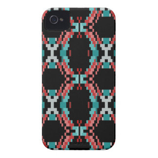 Pixel Pattern iPhone 4 Case-Mate Cases