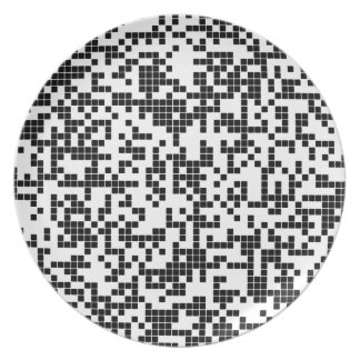 pixel plate