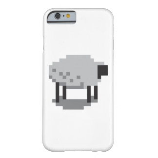 Pixel Sheep iPhone cases