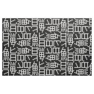 Pixel Sushi Fabric