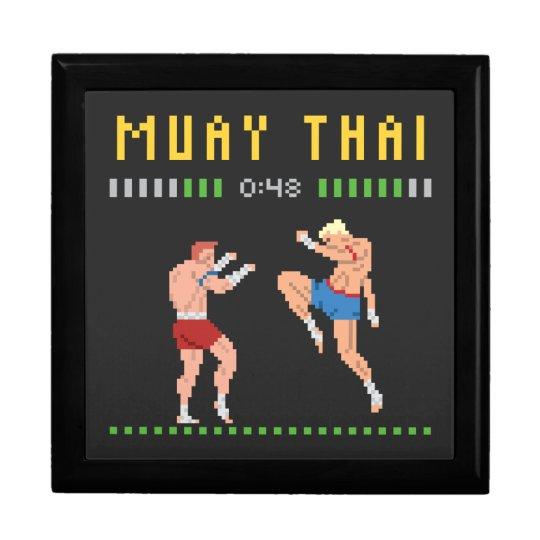 Pixel Thai Boxing Gift Box